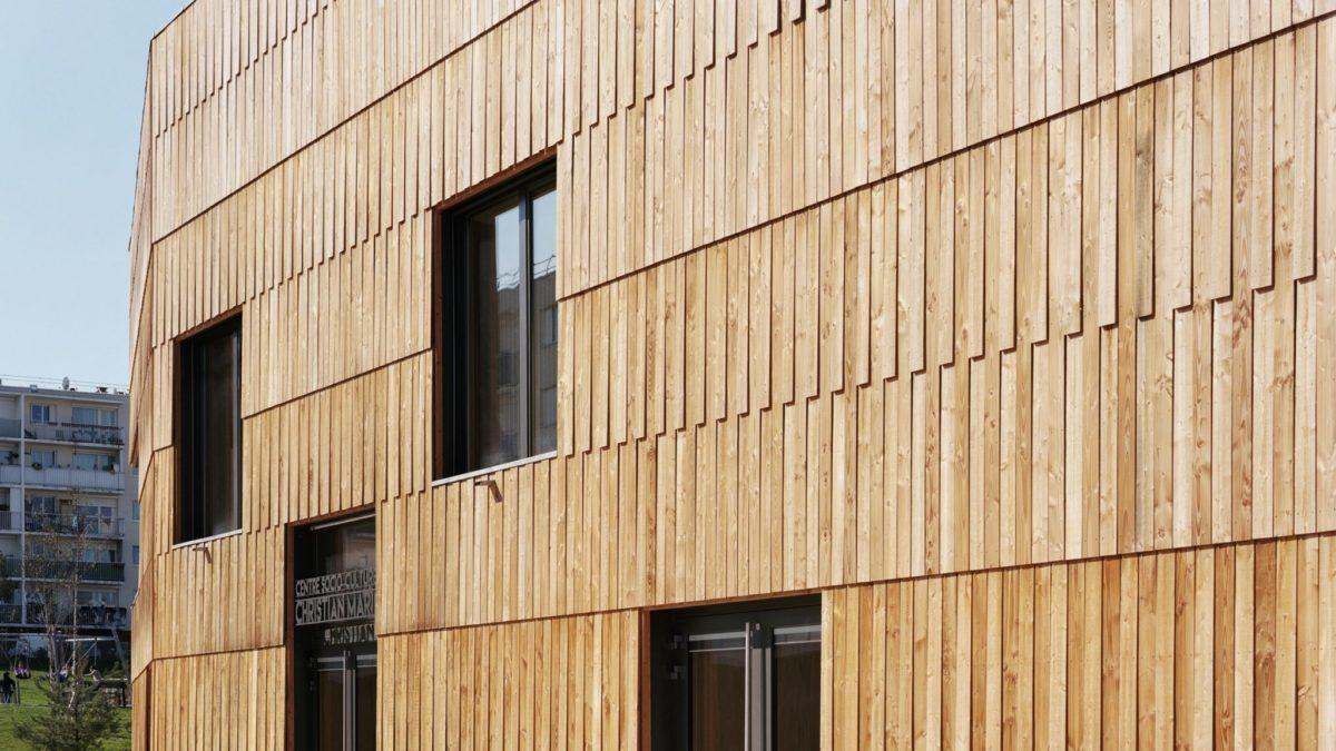 Bardage bois durable - Guillaume Ramillien