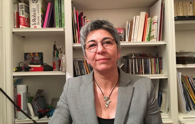 Sabine Boury, déléguée générale de l'Union des industries du contreplaqué