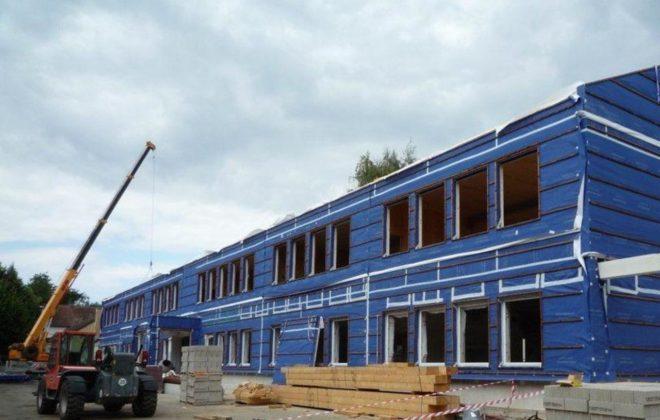 École de Fontenay-le-Fleury | Réhabilitation et surélévation