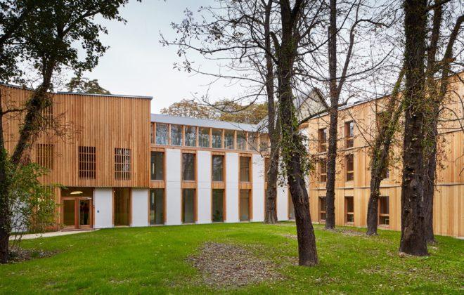 Rénovation façade bois