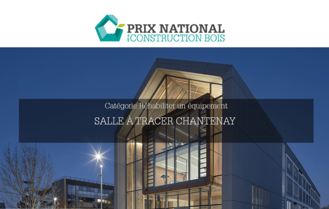 Prix National de la Construction Bois